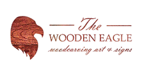 Wooden Eagle Logo