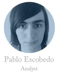 Pablo Escobedo Team Picture